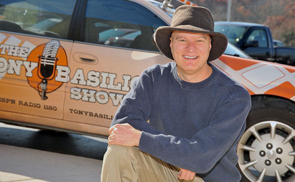 Tony Basilio